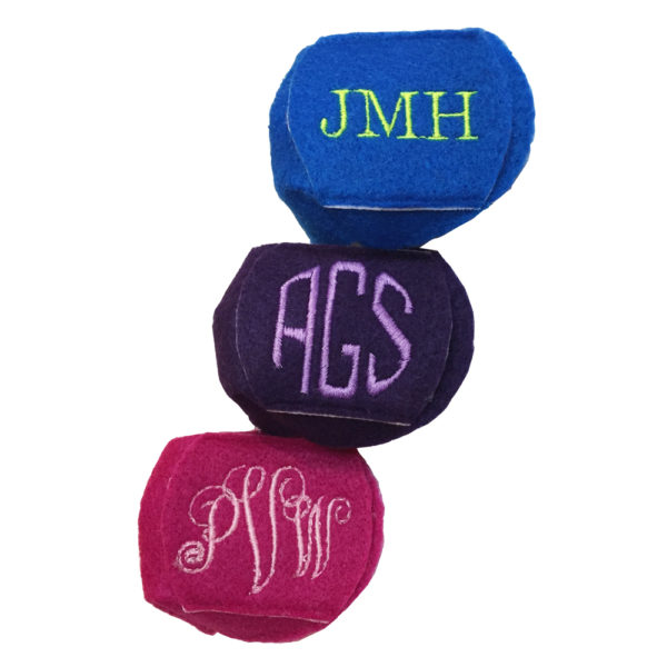 Monogrammed Over-the-Lens Eye Patch