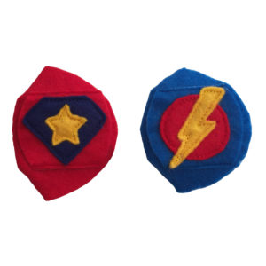 Super Hero Over-the-Lene Eye Patch